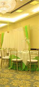 gold chiavari chairs Glenview